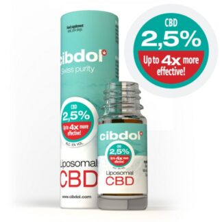 CBD Oil UK - CBD Liposomal Oil 6