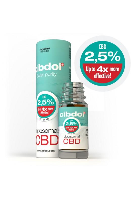 CBD Oil UK - CBD Liposomal Oil 6