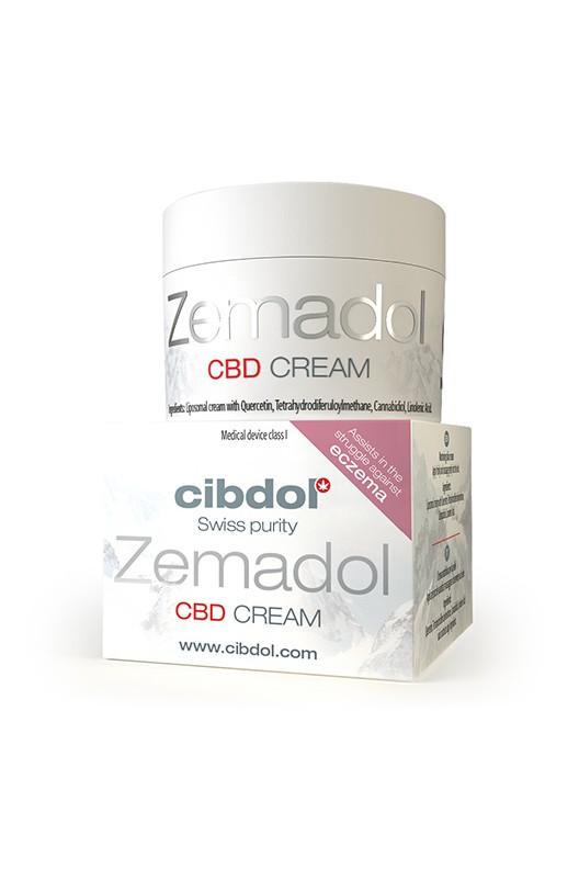 CBD Zemadol Dermatitis Cream