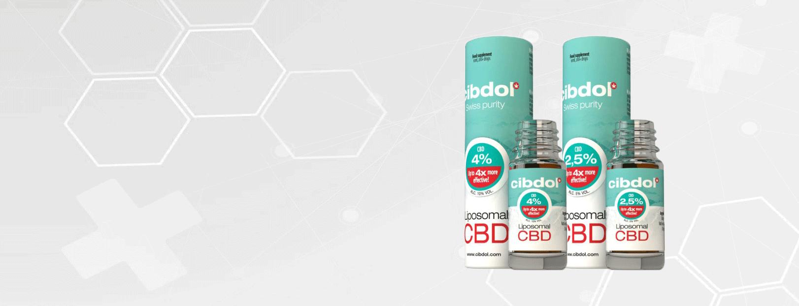 Cibdol Liposomal CBD OIL
