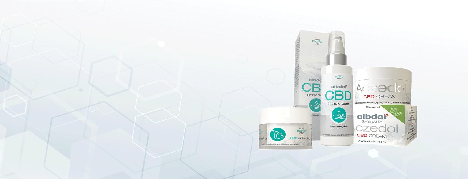 Banner of cbd Cream