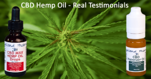 High-quality hemp oil